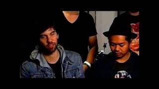 """About Resurrection"" - The Temper Trap (DTM Interview)"
