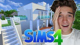 BENİM FAVORİM BİR KEZ DAHA VİLLA BULUNMAKTADIR. - The Sims 4 #164