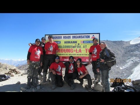 Terry and Lynley Himalayan Trip 2018