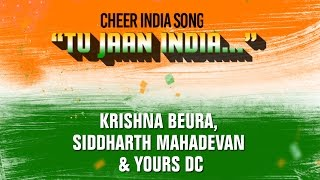 ICC World Cup 2015 Theme Song | Tu Jaan India | India vs Ireland