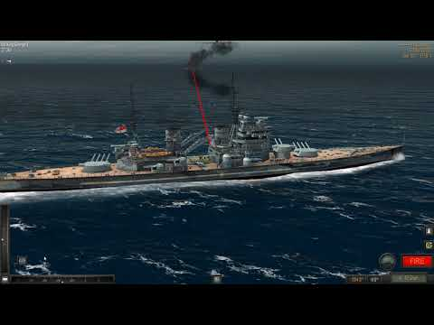 The Sinking Of The German Battleship Bismarck