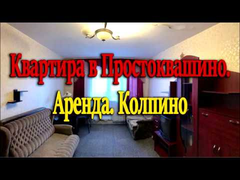 Квартира в Простоквашино   Аренда в Колпино   Снять 1 комн квартиру в Колпино