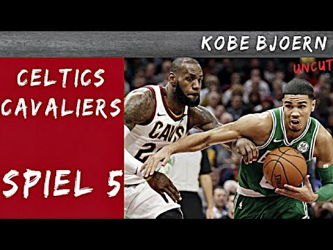Celtics vs Cavs Spiel 5 - TATUM!! (NBA Playoff Analyse) - KobeBjoern uncut