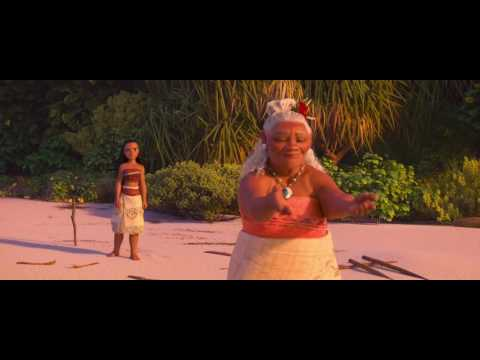 Moana - Is There Something You Want To Hear? - Official Disney | HD