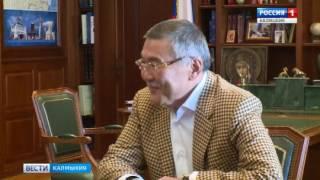 Алексей Орлов встретился с известным буддийским учителем Чадо Тулку Ринпоче