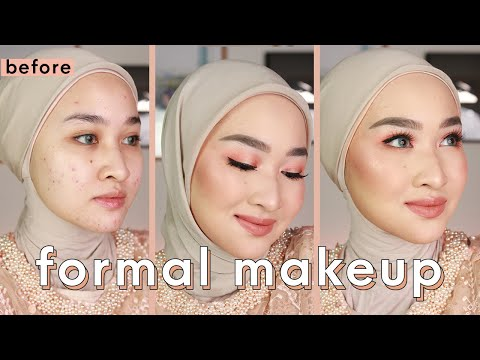Engagement / Graduation /  bridesmaids Makeup w/ Drugstore & Local Products |Makeup Lamaran / Wisuda - YouTube