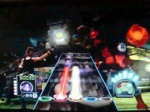 Guitar hero Custom song Overkill Soulitude