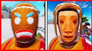 Unmasking skins (fortnite) you won't believe what the black knight is