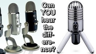 Can YOU hear the difference?