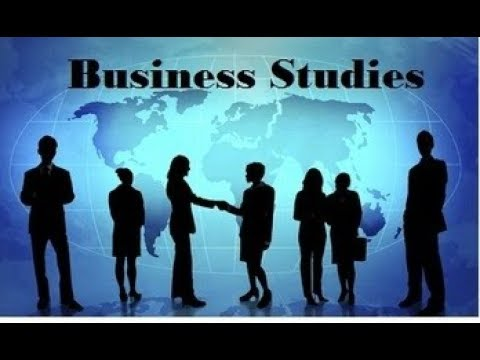AS1 Business Studies Full Revision Video