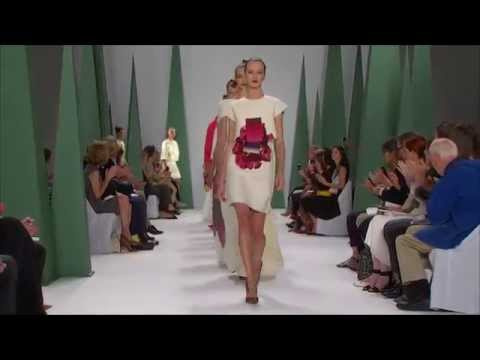 Spring 2015 Fashion Show  | Carolina Herrera New York
