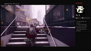 The Division, Part Twenty Six, PS4 Live Broadcast, No Commentary, Walkthrough
