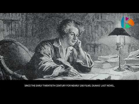 Alexandre Dumas - Famous Authors - Wiki Videos by Kinedio