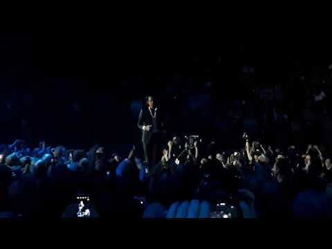 Nick Cave, The weeping Song @ sportpaleis