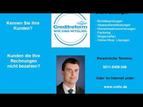 Bonitätsauskünfte, Inkasso und Factoring in Garbsen - Empfehlung Creditreform Hannover Steffen Osten