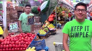 """Campaña 5 al día - """"Come sano... come frutas y verduras"""""""