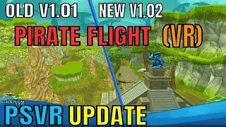 Pirate Flight (VR) | PSVR | UPDATE v1.02 Review!!!!