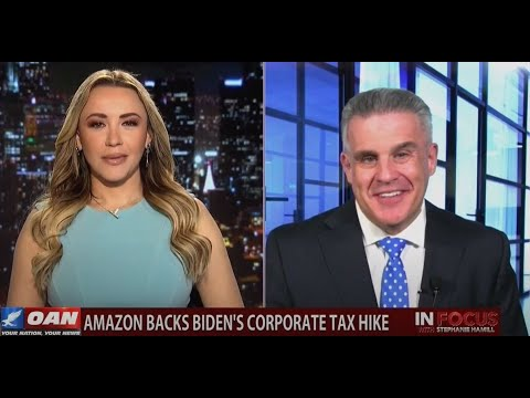 Amazon Supports Higher Corporate Taxes