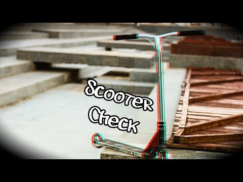 Scooter Check by 3C/ Какой у 3С самокат?
