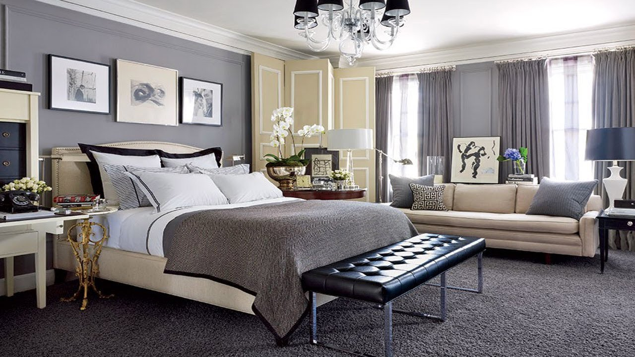 Grey Bedroom Ideas | 50 Simple Ways To Make A Grey Bedroom ...
