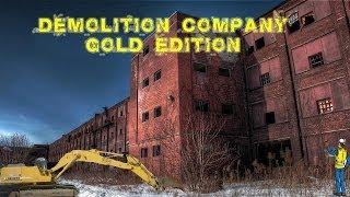 test demolition company gold edition