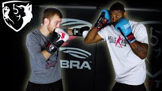 Boxing Partner Drill for Faster Head Movement & Accuracy