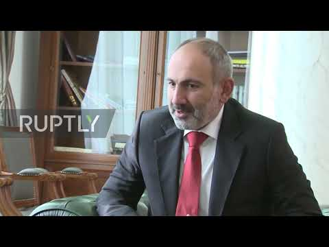 Armenia: PM Nikol
