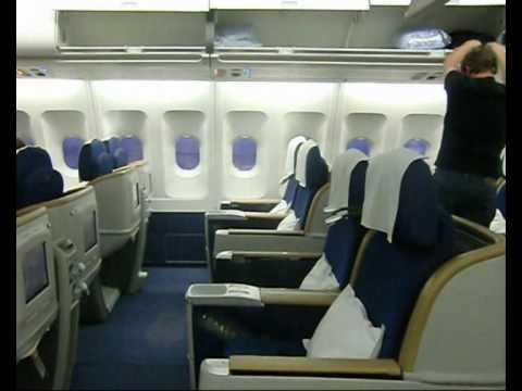 SAS A340 from Copenhagen to Bangkok in business