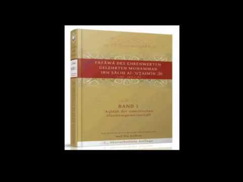 FATAWA Band 1 von Shaykh Muhammad Ibn Salih al-Utaimin Sitzung 1 (Einführung)