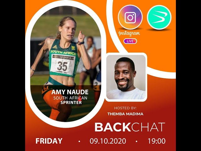 BackChat ep64 with Amy Naude