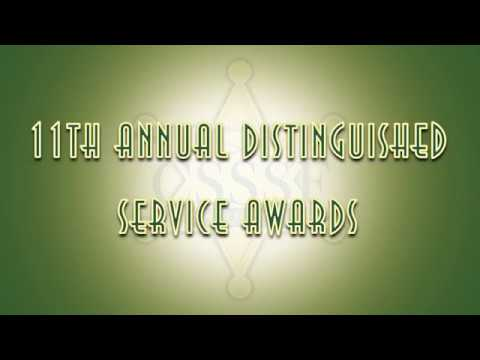 11th Annual Distinguished Service Awards
