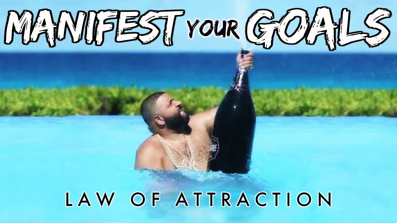 Manifest Your Goals The Magic Of Goal Setting Law Of Attraction Youtube