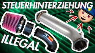 7 Tuningteile die in Deutschland VERBOTEN sind! | RB Engineering