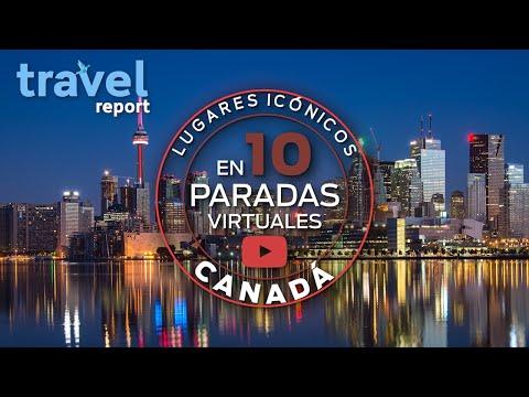 Los lugares más icónicos de Canadá en 10 paradas virtuales