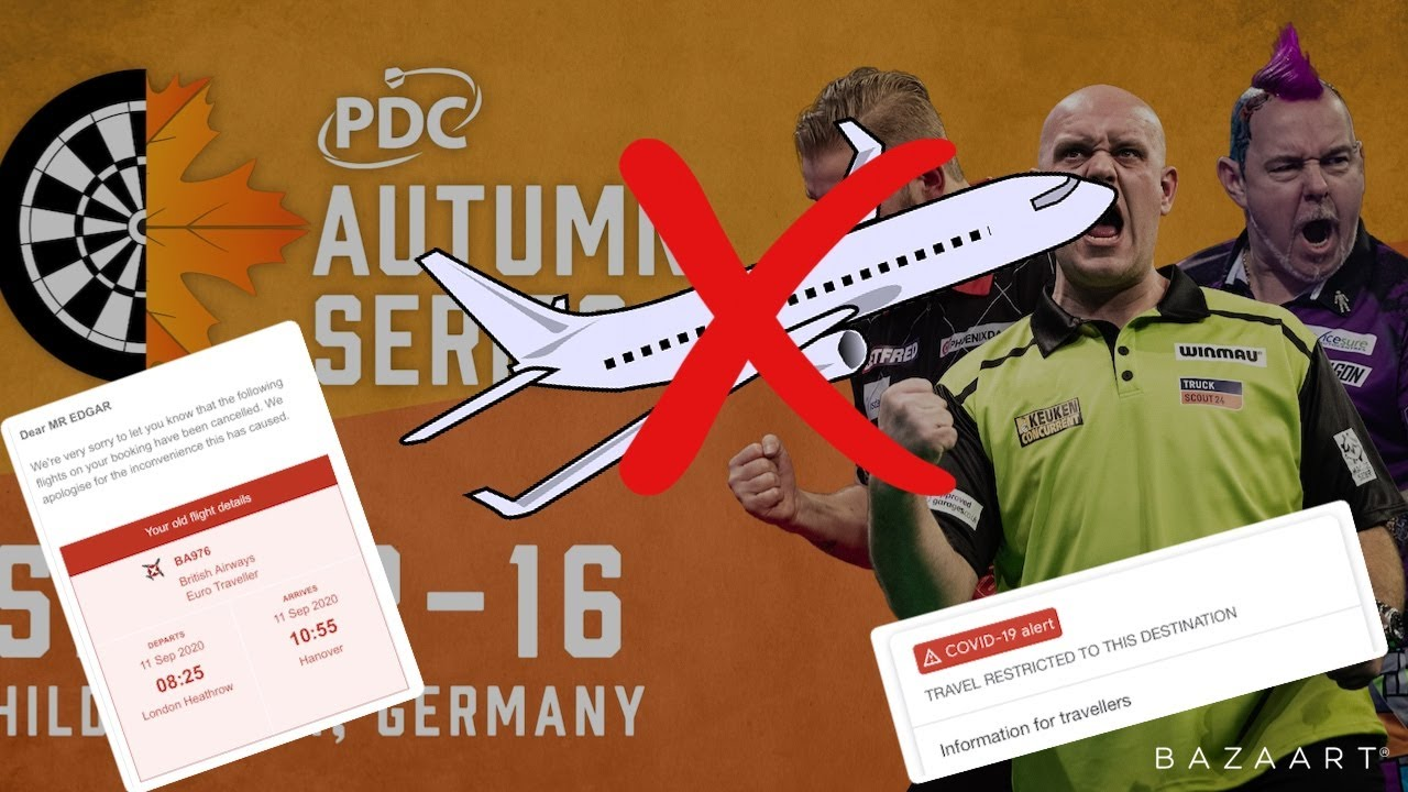UK flights been CANCELLED for Autumn series dates