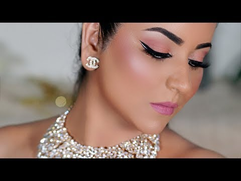Super Easy Arabic Eye Makeup Tutorial thumbnail