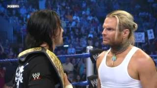 Jeff Hardy, CM Punk, Edge Segment after Extreme Rules 12.06.09