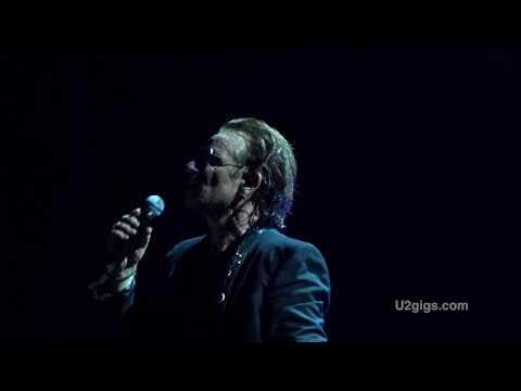 U2 Paris New