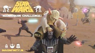 Star Wars Mannequin Challenge - Epic Battle on Tatooine! thumbnail