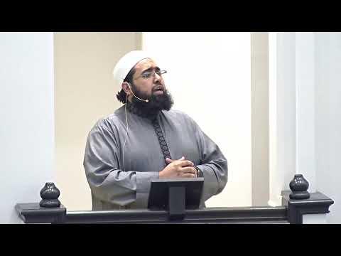 Jumuah Khutbah | Imam Nadim Bashir