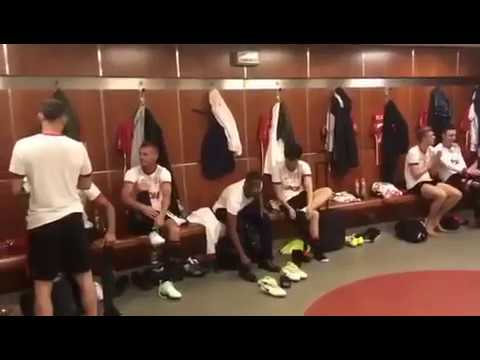 Patrice Evra responded to rio Ferdinand at Michael carrick testimonial