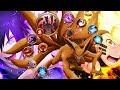 Every Ultimate Jutsu Vs Ten Tails & Nine Tails! (NEW to OLD) (2 POV) | Naruto x Boruto Ninja Voltage