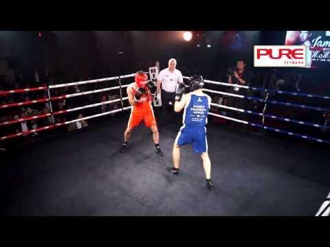 "Vanda Sports Group WCB HK: Bout 1 - Jamie ""Misery"" McMillan vs. Dave ""The Hurt Locker"" Hallam"
