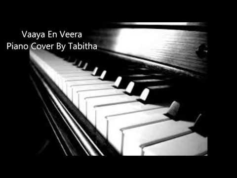 Vaaya Yaen Veera piano cover - kanchana 2