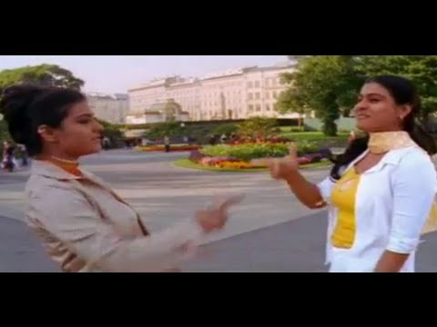 Kuch Khatee Kuch Meethi - Title Song - Kajol in Double Role - Full Song