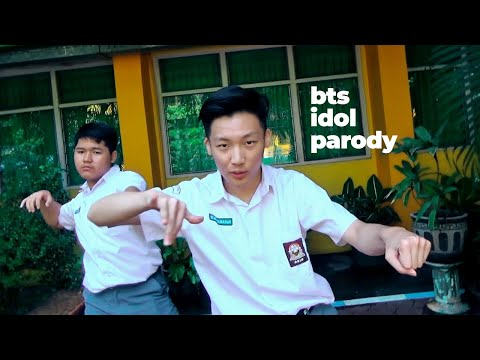 BTS (방탄소년단) - 'IDOL' MV Cover / Parody By IgLEON From Indonesia