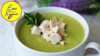 Ешь и Худей. МЕГА Полезный Суп от которого Не Оторваться! Крем-суп из Брокколи.