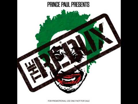 DJ Prince Paul - People places and Things * No I didnt [Ft.MF DOOM , WOrdsworth , Chubb Rock]