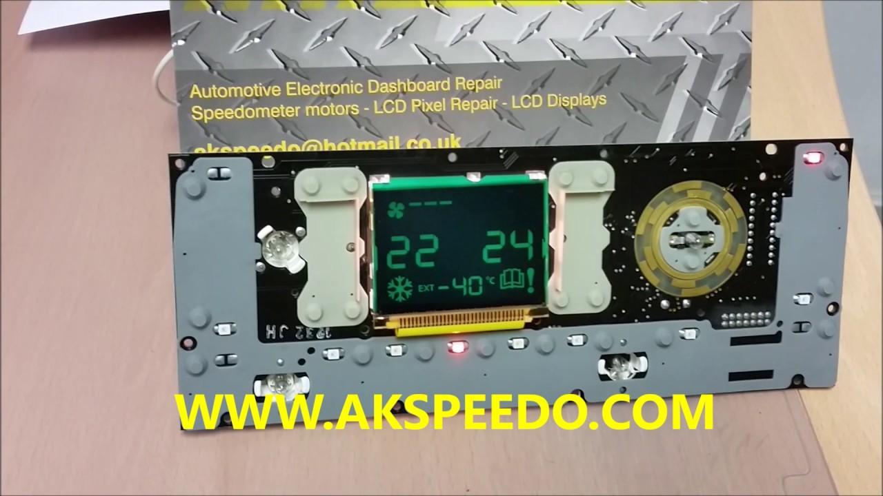 maxresdefault range rover p38 acc hevac screen pixel repair (after repair) youtube p38 fuse box repair at gsmportal.co