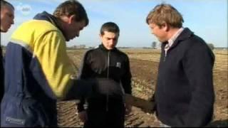 West-Vlaamse boeren op Man Bijt Hond
